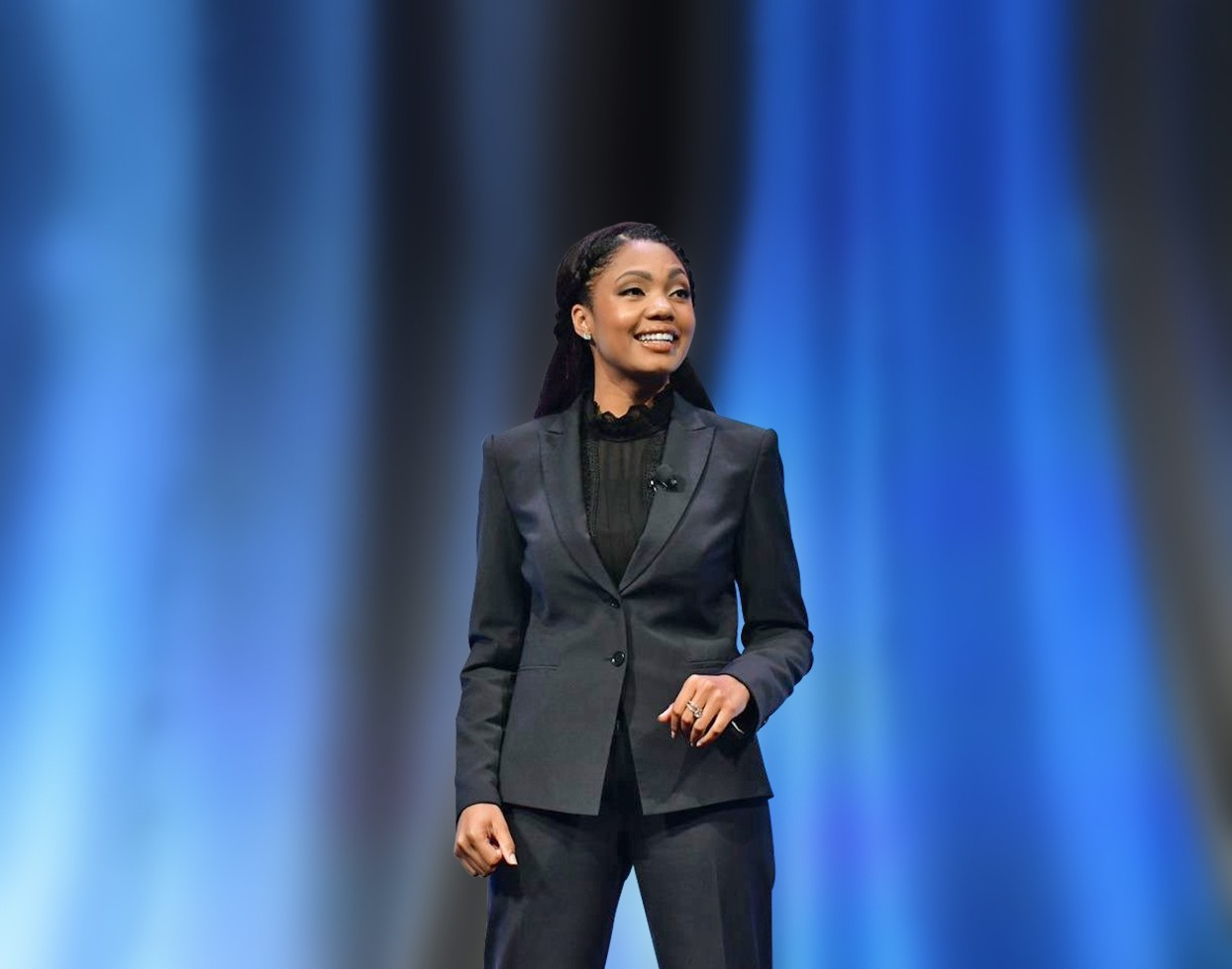 Ramona J. Smith, 2018 Toastmasters World Champion of Public Speaking (PRNewsfoto/Toastmasters International)
